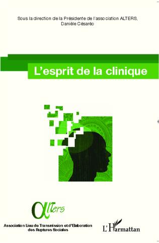 Couverture L'esprit de la clinique