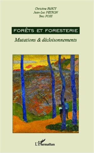 Couverture Forêts et foresterie