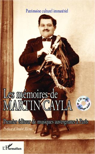 Couverture Les mémoires de Martin Cayla
