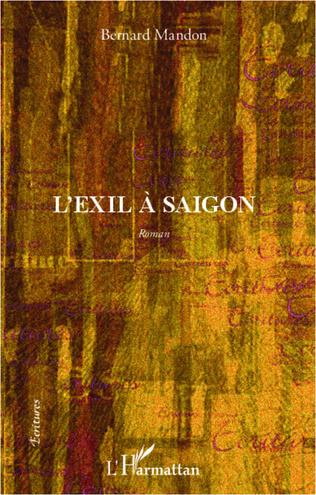 Couverture L'exil à Saigon