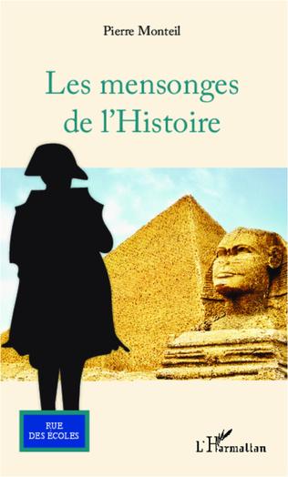 Couverture Les mensonges de l'Histoire