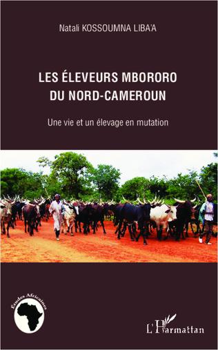 Couverture Les éleveurs mbororo du nord-Cameroun
