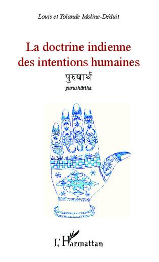 Couverture La doctrine indienne des intentions humaines