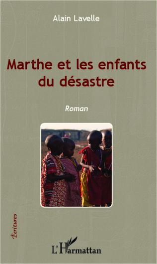 Couverture Marthe et les enfants du désastre