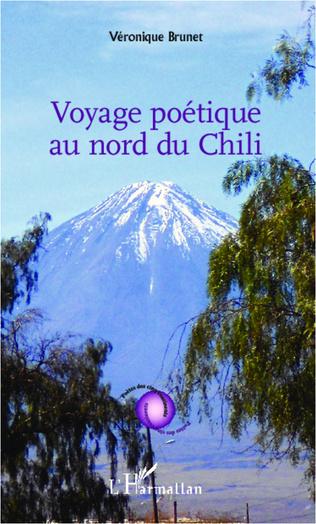 Couverture Voyage poétique au nord du Chili