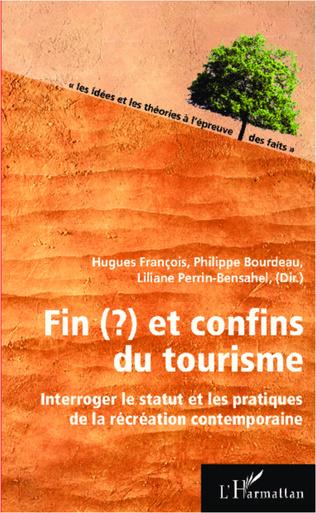 Couverture Fin(?) et confins du tourisme