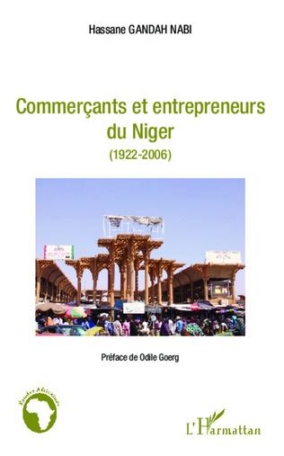 Couverture Commerçants et entrepreneurs du Niger