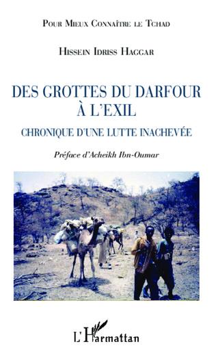 Couverture Des grottes du Darfour à l'exil