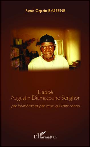 Couverture L'abbé Augustin Diamacoune Senghor