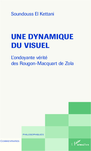 Couverture Une dynamique du visuel