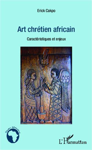Couverture Art chrétien africain