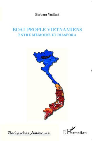 Couverture Boat people Vietnamiens