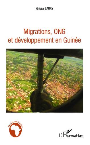 Couverture Migrations, ONG et développement en Guinée