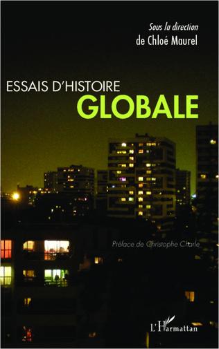 Couverture Essais d'histoire globale