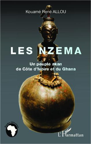 Couverture Les Nzema