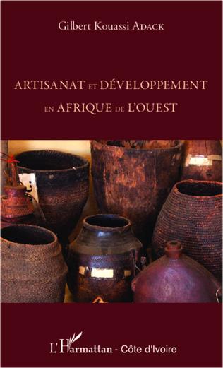 Couverture Artisanat et développement en Afrique de l'Ouest