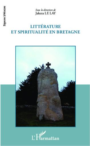 Couverture Littérature et spiritualité en Bretagne