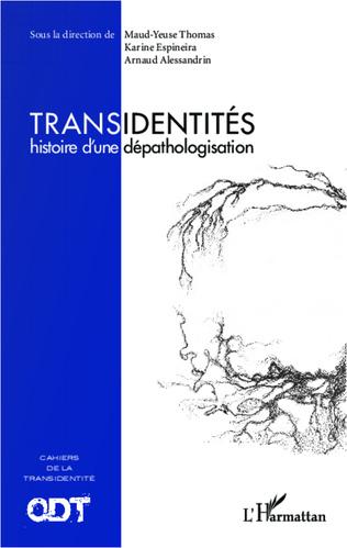 Couverture Transidentités