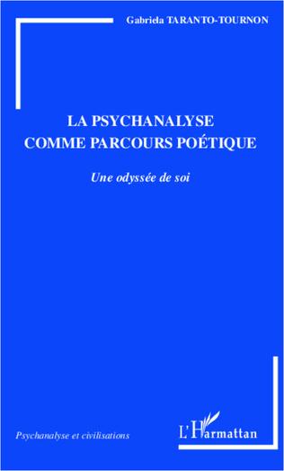 Couverture La psychanalyse comme parcours poétique
