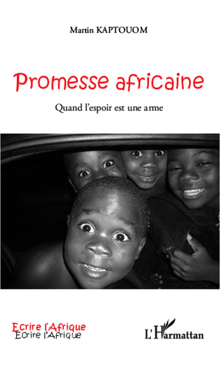 Couverture Promesse africaine