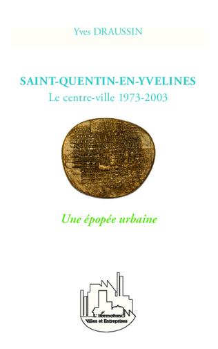 Couverture Saint-Quentin-en-Yvelines