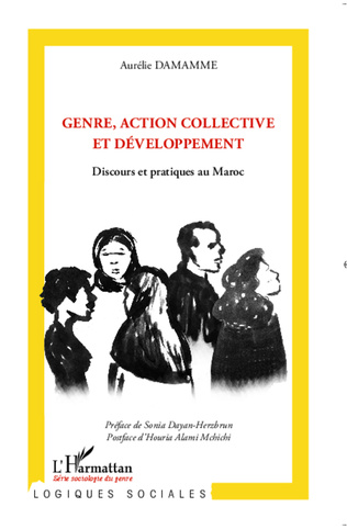 Couverture Genre, action collective et développement