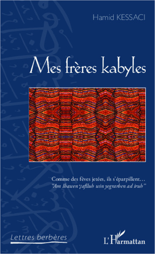 Couverture Mes frères kabyles