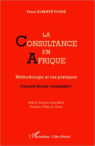 Couverture La consultance en Afrique