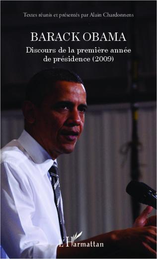 Couverture Barack Obama