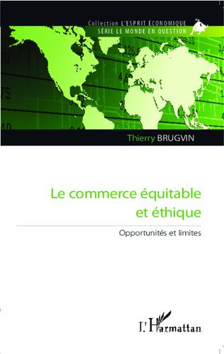 Couverture Commerce équitable et éthique