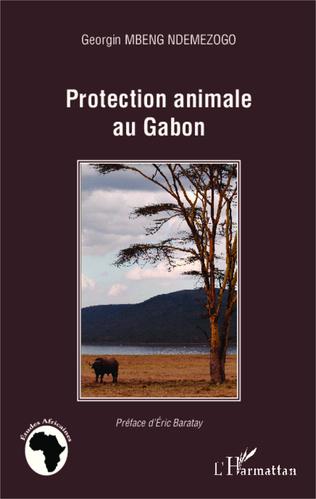 Couverture Protection animale au Gabon
