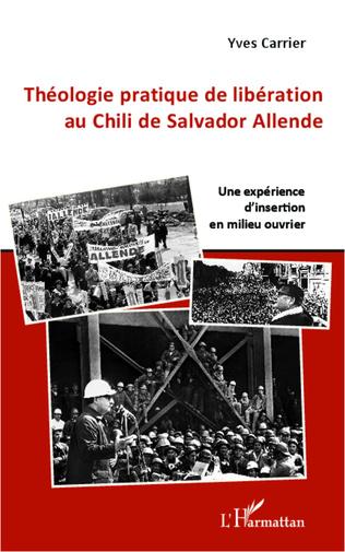 Couverture Théologie pratique de libération au Chili de Salador Allende