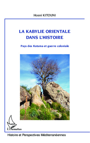 Couverture la Kabylie orientale dans l'histoire