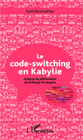 Couverture Le code-switching en Kabylie