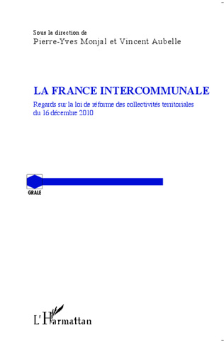Couverture La France Intercommunale