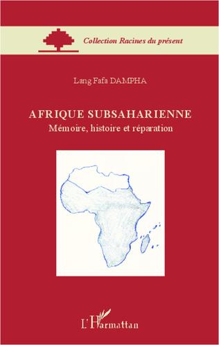 Couverture Afrique Subsaharienne