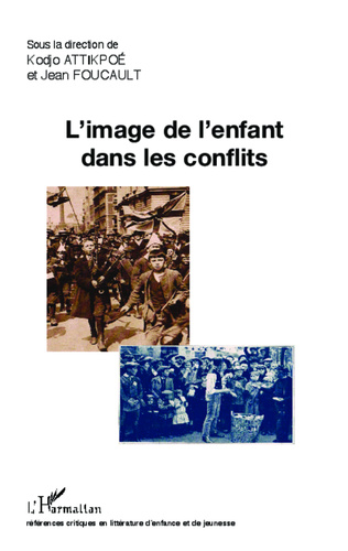 Couverture L'image de l'enfant dans les conflits