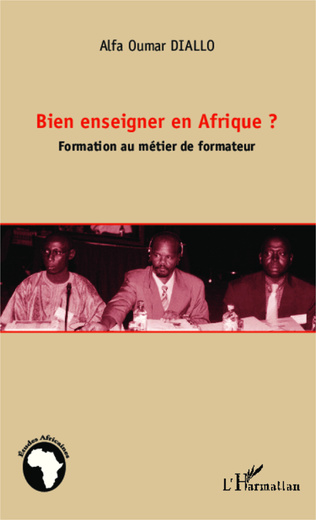 Couverture Bien enseigner en Afrique ?