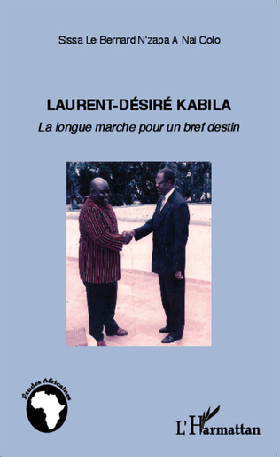 Couverture Laurent-Désiré Kabila