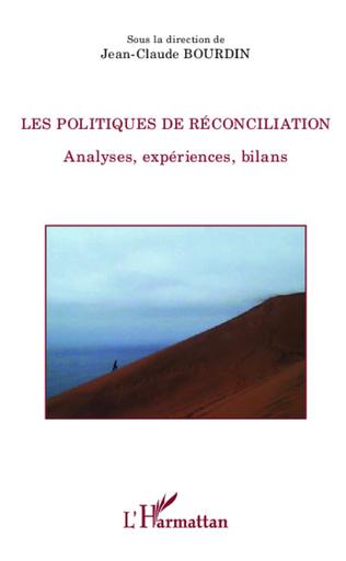 Couverture Les politiques de réconciliations