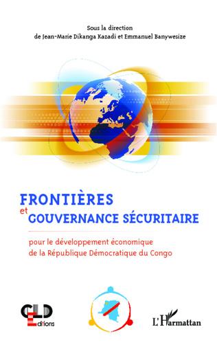 Couverture Frontières et gouvernance sécuritaire