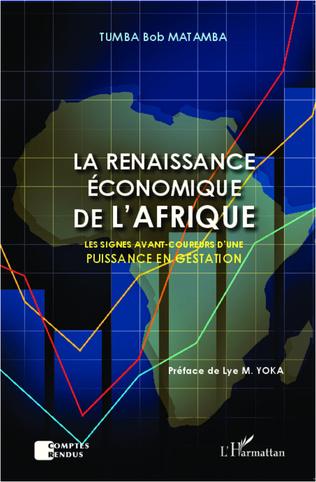 Couverture La renaissance économique de l'Afrique