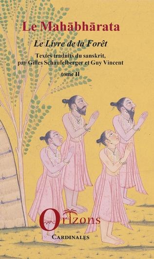 Couverture Le Mahabharata - Tome II