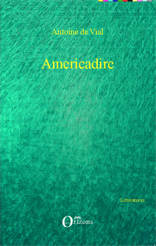 Couverture Americadire