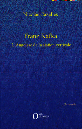 Couverture Franz Kafka