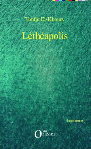 Couverture Léthéapolis