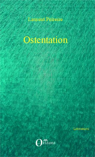 Couverture Ostentation