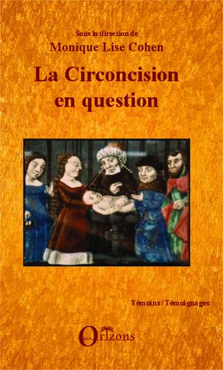 Couverture La circoncision en question