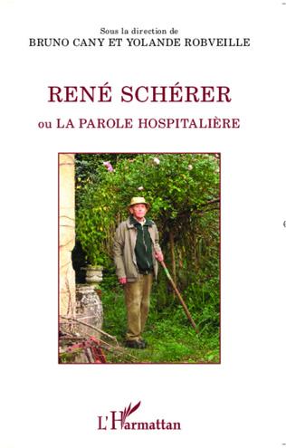 Couverture René Schérer