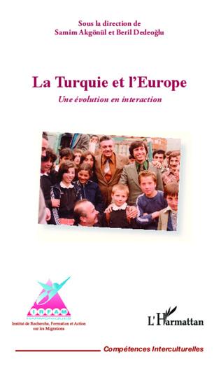 Couverture La Turquie et l'Europe